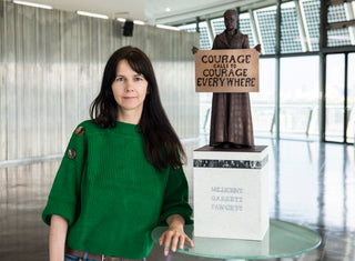 'Courage Calls To Courage Everywhere'